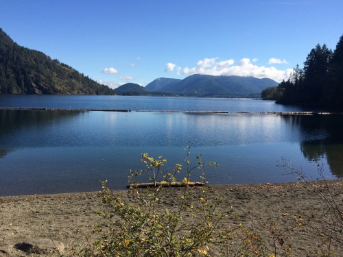 Peace and tranquillity on Vancouver Island – welcome after a North Pacific round trip