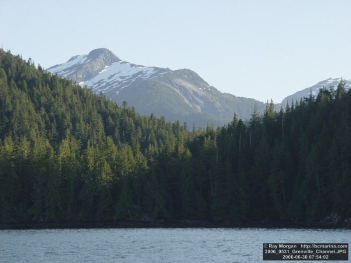 Grenville Channel British Columbia