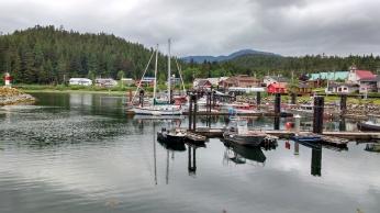 Hartley Bay Harbour. Photo Ray Penson