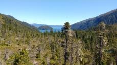 View from Baranof Island to Chatham Strait. Photo Ray Penson