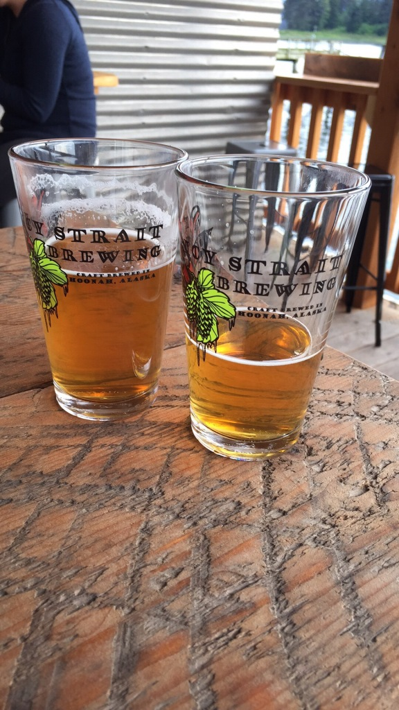 Icy Strait Brewing, Hoonah