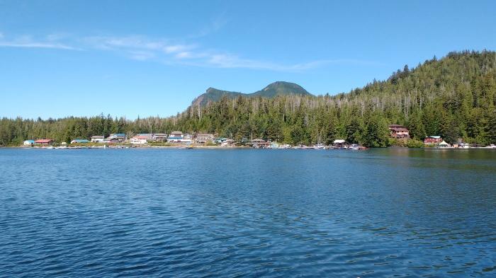 Walters Cove, Vancouver Island West.Ray Penson