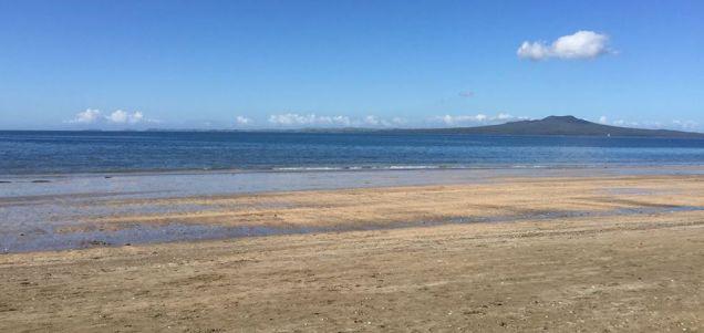 Milford beach, North Shore City. Auckland