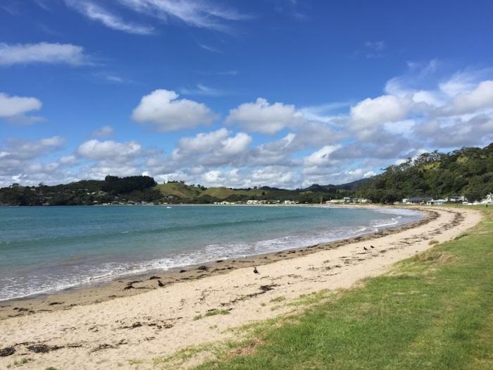 Oakura Bay, New Zealand