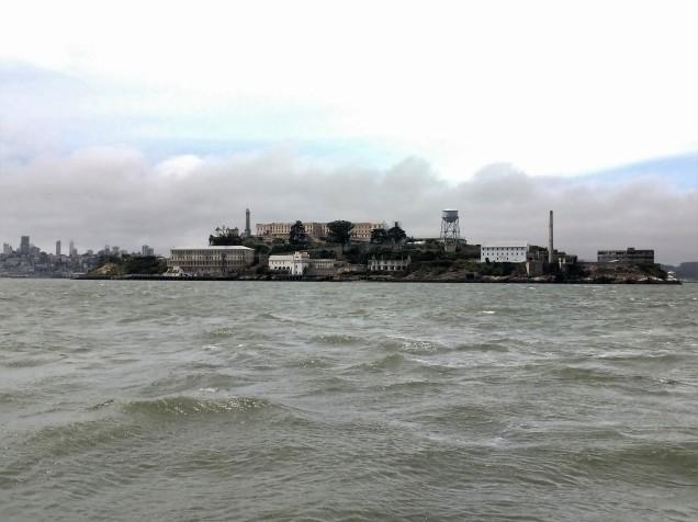 Alcatraz, San Francisco. Photo Ray, Penson