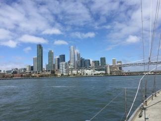 San Francisco sailing Image 1