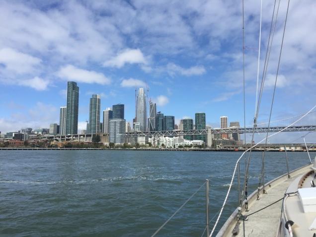 Sailing San Francisco, Photo, Ray Penson