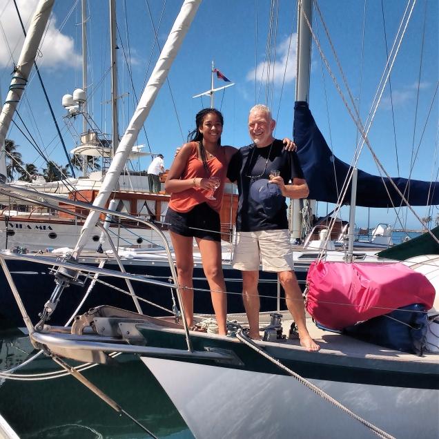 Ready to Sail. Photo Ray Penson