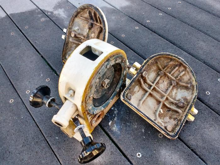 Whale Gusher 25 Bilge Pump