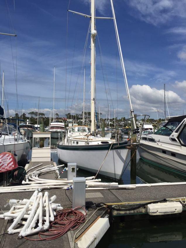 Truce nz. Sailing yacht truce 3