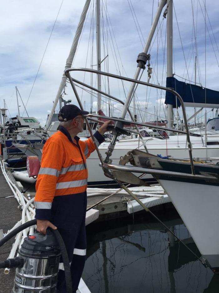 Truce nz. Sailing yacht truce 5