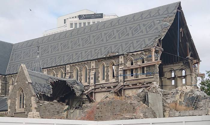 Christchurch Cathedral Photo Ray Penson