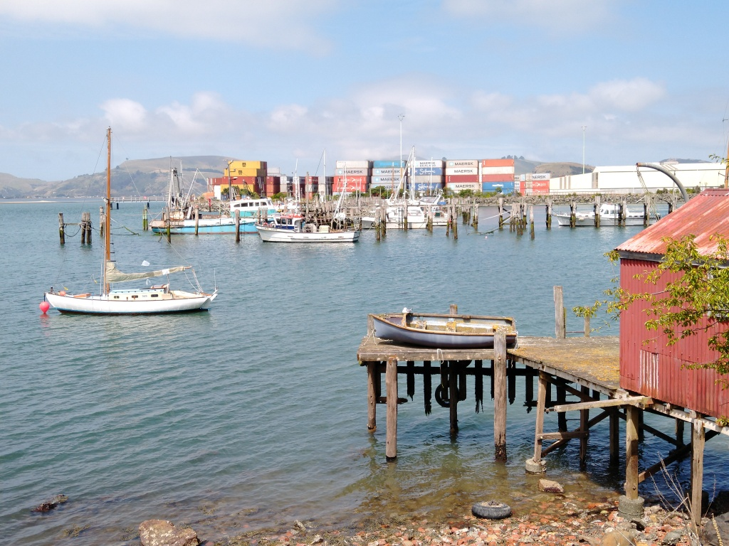 Careys Bay. Photo Ray Penson
