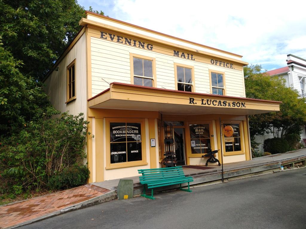 Store on Mainstreet. Photo Ray Penson