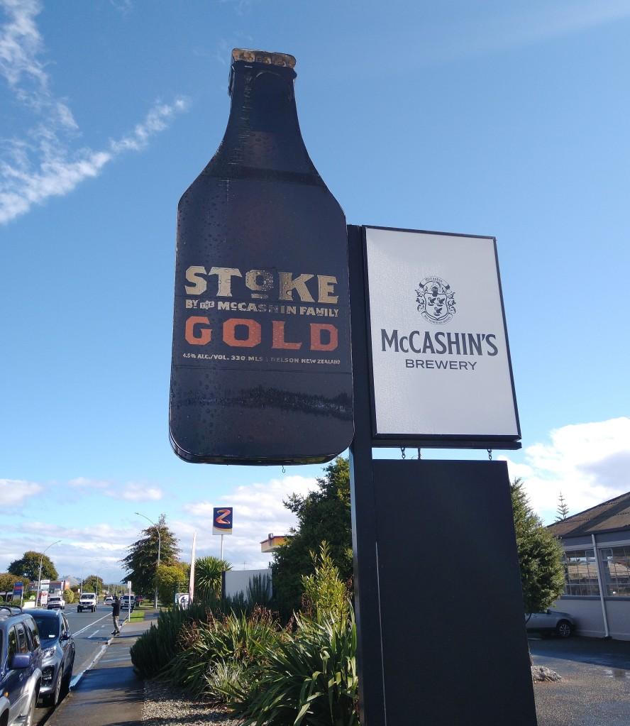 McCashin's Brewery. Photo Ray Penson