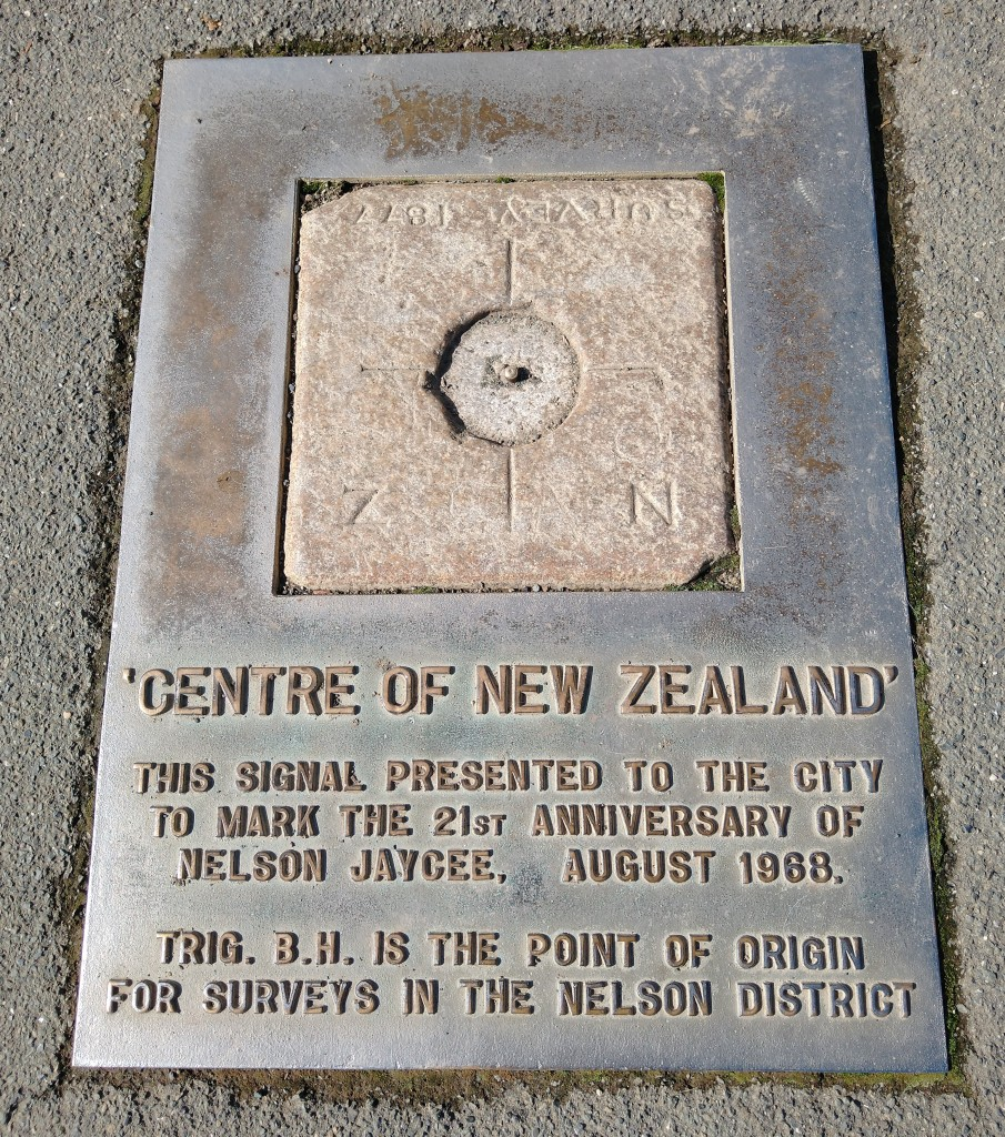 New Zealand Centre, but its not. Photo Ray Penson